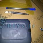 ابزار و مواد لازم برای دوخت کیف چرم