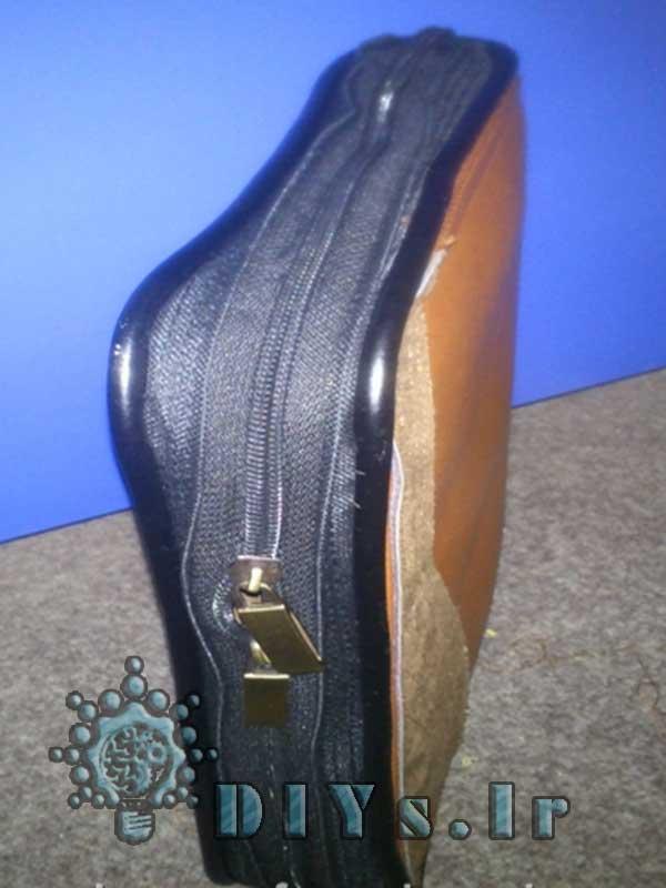 کیف چرمی دانشجویی