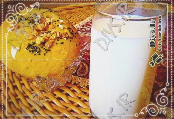 طرز تهیه شیرمال