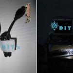 ساخت لامپ شب تاب