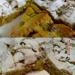 کیک پای زردآلو