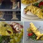 ایده تزیین غذا
