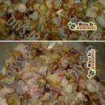 مراحل طرز تهیه نان محلی