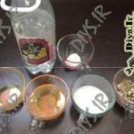 مواد لازم جهت تهیه سوهان