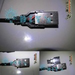 usb چراغدار برای اتصال