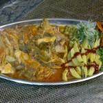 طرز تهیه غذای محلی
