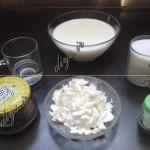 مواد لازم برای بستنی سنتی