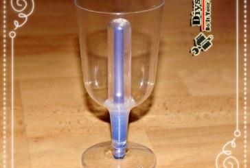 آموزش ساخت لیوان جادویی
