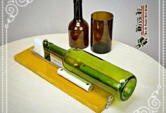 آموزش ساخت دستگاه بریدن بطری (بطری بر)