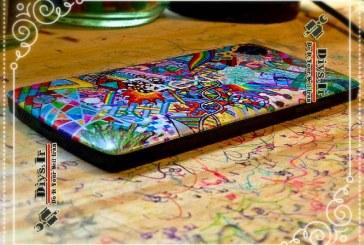 قاب موبایل خود را به یک اثر هنری زیبا تبدیل کنید