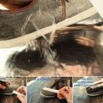 چگونه کفش خود را ضد آب کنیم