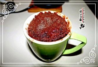 آموزش طرز تهیه ماگ کیک (Mug cake)