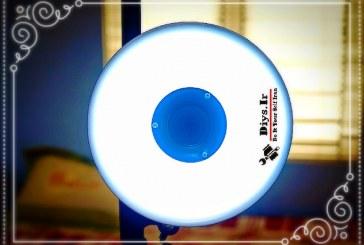 آموزش ساخت دیش لایت Dish Light