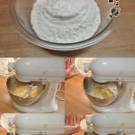 روش پخت کیک موزی مغزدار