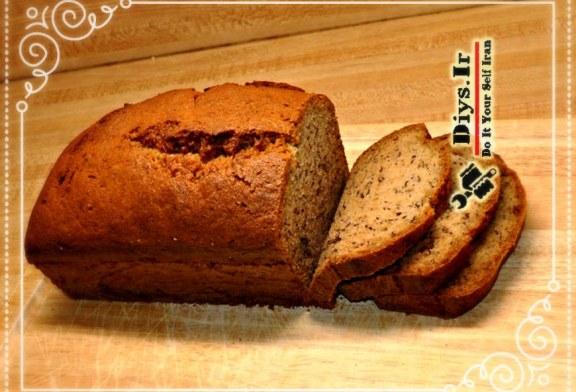 چگونه طرز تهیه نان موزی در منزل