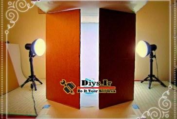 آموزش ساخت لایت باکس Light Box ساده در منزل