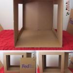 ساخت باکس نور عکاسی