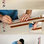 شلف+چوبی+دیواری