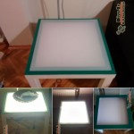 میز نور مهندسی