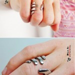 ساخت انگشتر با فلز