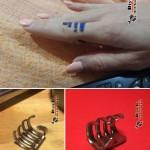 ساخت انگشتر