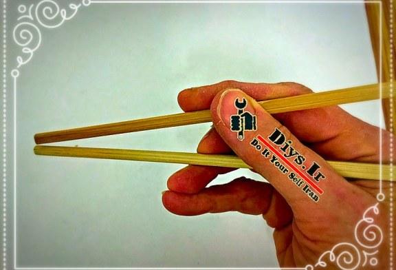طرز استفاده از چوبک ژاپنی ( چاپستیک )