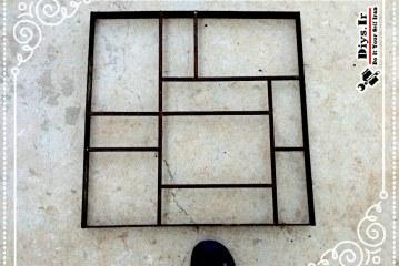 آموزش چگونه ساخت قالب مسیر بتنی
