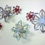ساخت ستاره نینجا کاغذی