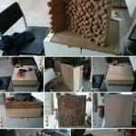 قیمت دیوارکوب چوبی