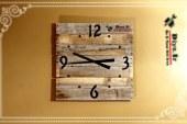 آموزش چگونه ساخت ساعت چوبی دست ساز