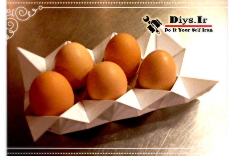 تولید شانه تخمه مرغ