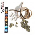 ساخت انواع دستبند فانتزی