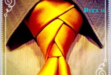 آموزش تصویری چگونه بستن کراوات سبک خاص