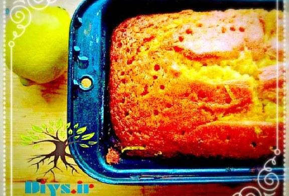آموزش تصویری طرز تهیه کیک لیمو در خانه