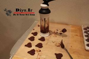 دستگاه قالب شکلات