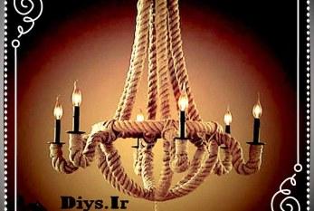 ایده های تزیین با طناب کنفی
