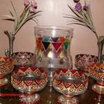 ایده تزیین شمع عید