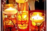 ایده و آموزش ساخت شمع های تزیینی دکوری