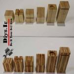 کارآفرینی چوبی