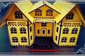 آموزش تصویری ساخت ماکت خانه کشویی