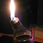 ساخت چراغ تزیینی دست ساز