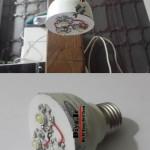 مراحل منتاژ لامپ های LED الیدی