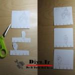 ایده های جالب و بکر با کاغذ