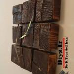 ایده جالب با چوب