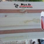 ایده ساخت با چوب