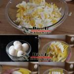 روش خرد کردن تخم مرغ