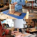 نحوه ساخت لوازم چوبی