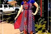ایده آموزش دوخت لباس زنانه با کراوات
