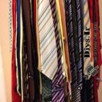 ایده لباس زنانه با کراوات