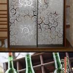 نمونه های زیبا از حکاکی شیشه